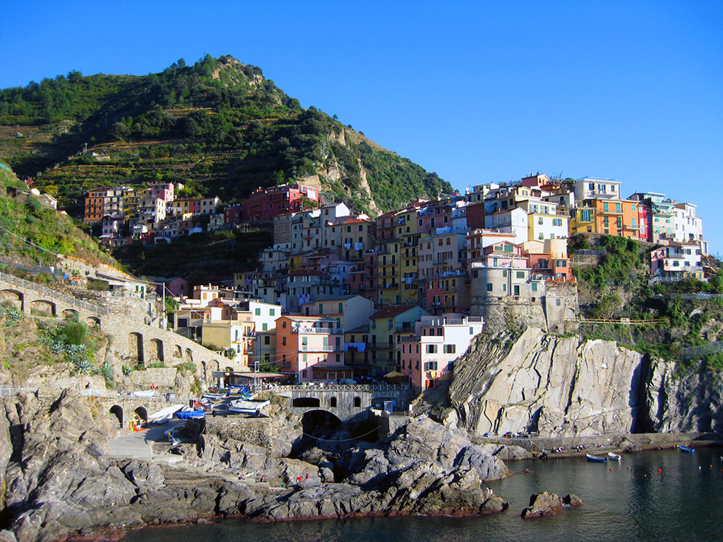 La cabana monterosso al mare cinque terre liguria italia for Hotels 5 terres italie